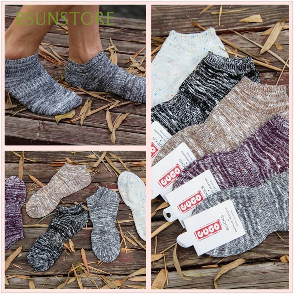 1/3/5 đôi tất chân cotton cao tới mắt cá thoáng khí thời trang - 13657443 , 1322053000 , 322_1322053000 , 21400 , 1-3-5-doi-tat-chan-cotton-cao-toi-mat-ca-thoang-khi-thoi-trang-322_1322053000 , shopee.vn , 1/3/5 đôi tất chân cotton cao tới mắt cá thoáng khí thời trang