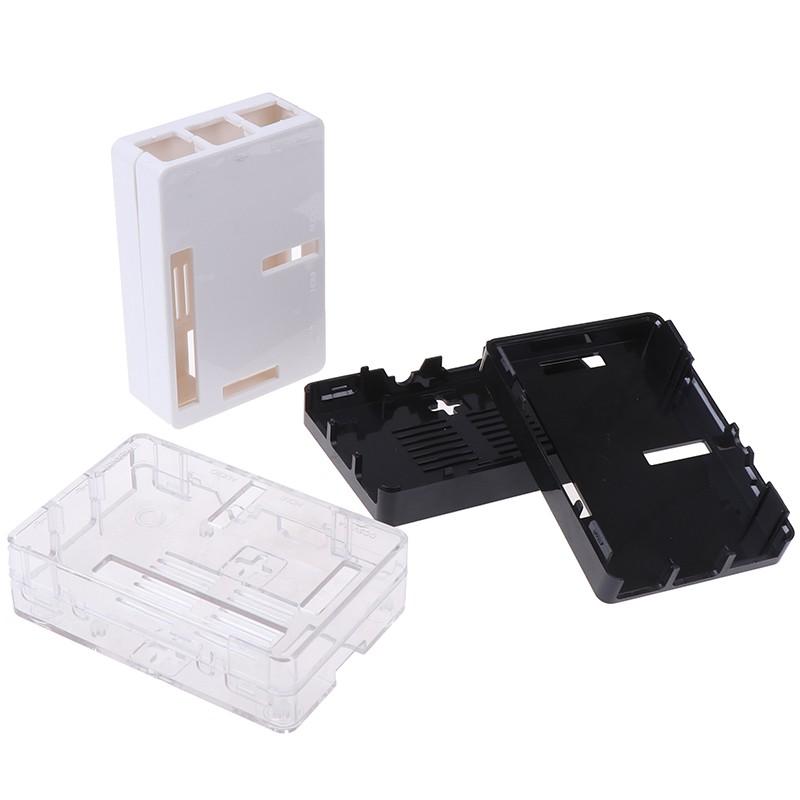 ❀PHỤ KIÊN ĐIỆN TỬ❀PI 3 model b+(plus) abs case abs enclosure box shell for raspberry pi 3/2