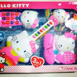 🌟⭐Đàn mèo Hello Kitty và Doraemon⭐🌟