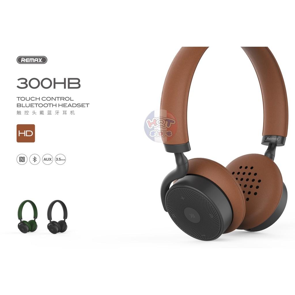 Tai nghe Bluetooth Remax RB - 300HB chính hãng