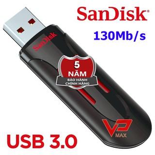 USB 3.0 Sandisk 32G - Glide CZ600 bảo hành 5 năm chính hãng