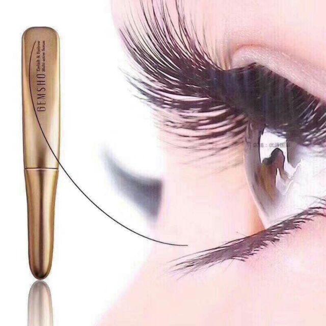 Serum dưỡng mi Gemsho Eyelash & Eyebrow 3ml chính hãng từ Mỹ ...