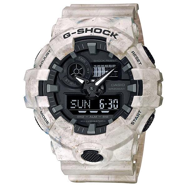 Đồng Hồ Casio Nam Dây Nhựa G-SHOCK GA-700WM-5ADR Chính Hãng