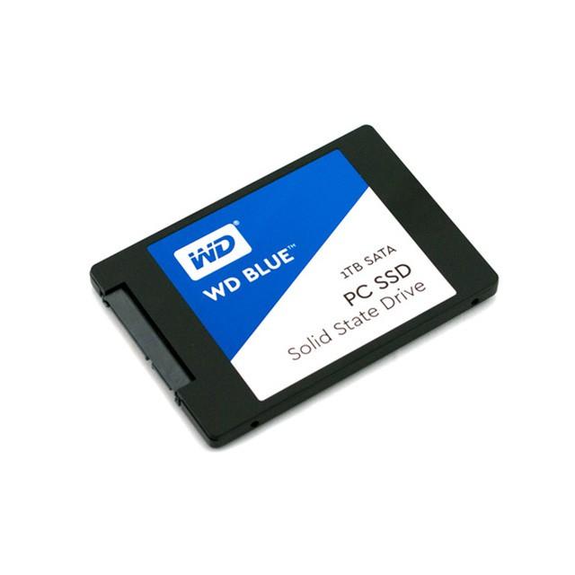 [Mã ELMS05 giảm 5% đơn 300k]Ổ Cứng SSD WD Blue 3D NAND 1TB WDS100T2B0A