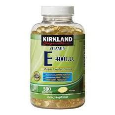 Viên uống Vitamin E Thiên Nhiên 400 I.U Kirkland Signature 500 Viên Của Mỹ đẹp da chống lão hóa - 3457331 , 791815028 , 322_791815028 , 700000 , Vien-uong-Vitamin-E-Thien-Nhien-400-I.U-Kirkland-Signature-500-Vien-Cua-My-dep-da-chong-lao-hoa-322_791815028 , shopee.vn , Viên uống Vitamin E Thiên Nhiên 400 I.U Kirkland Signature 500 Viên Của Mỹ đẹp