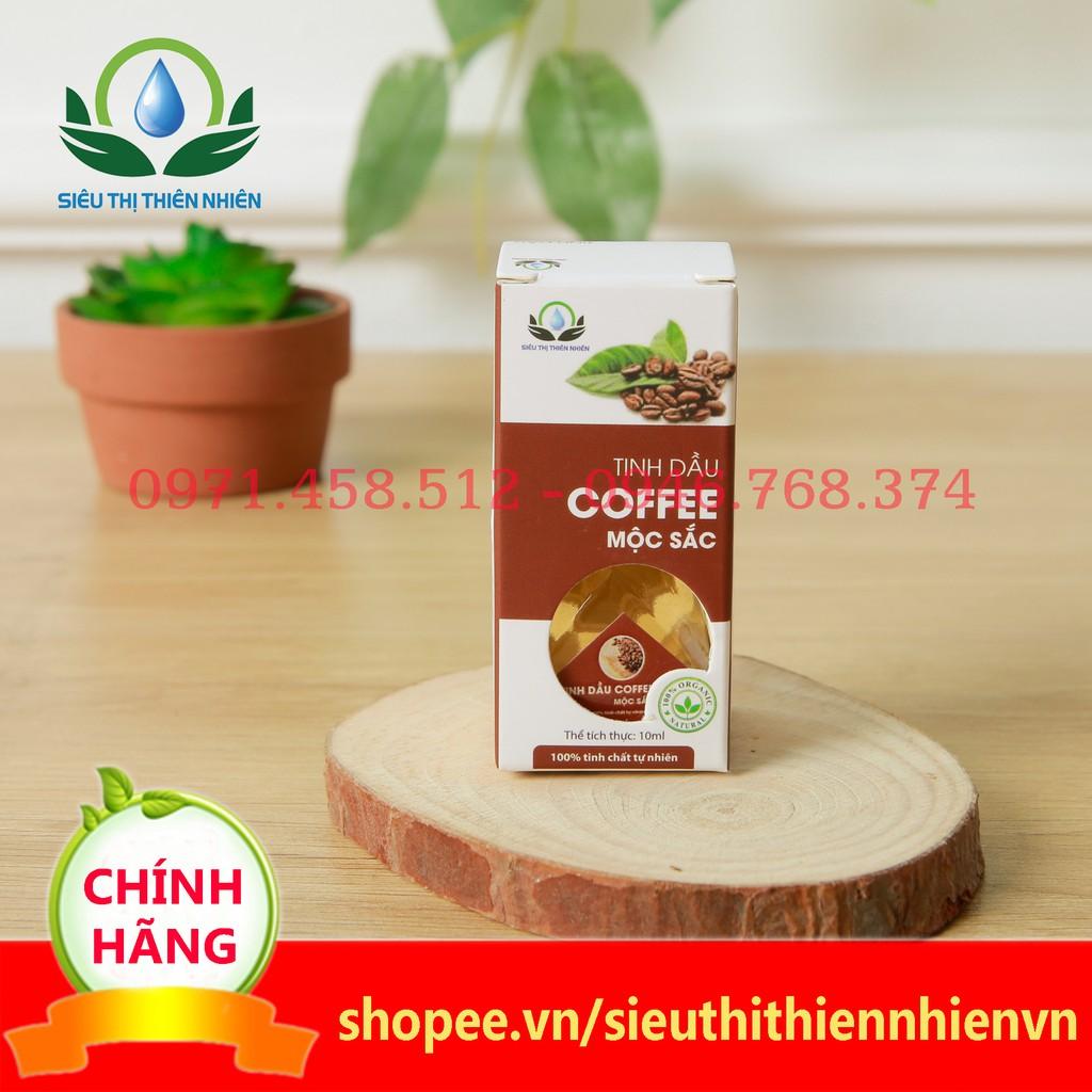 Tinh Dầu Cafe nguyên chất