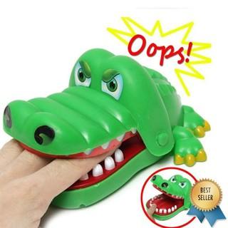 Bộ trò chơi cá sấu cắn tay | HÀNG MỚI