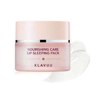 (Hàng Mới Về) Mặt Nạ Ngủ Cho Môi Klavuu 20g [KLAVUU] Nourishing Care Lip Sleeping Pack 20g thumbnail