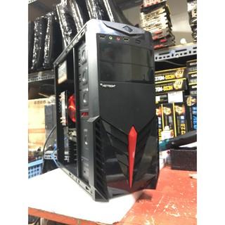 MÁY TÍNH CHƠI GAME MAINBOARD H61, CPU CORE I3 3220, RAM 8GB, VGA GTX650
