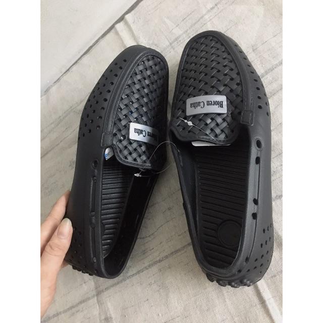 Giày Nhựa Siêu Nhẹ Nam Đi Mưa BIOREN CATHA Đi Mưa - GL010