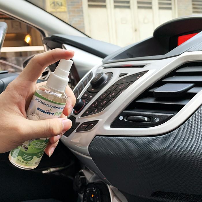 Xịt khử mùi ô tô nhà vệ sinh Smart Air, Khử mùi xe hơi diệt khuẩn 7 mùi hương tự nhiên   Shopee Việt Nam
