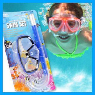 HCM Kiếng Bơi Kính Bơi Kèm Ống Thở Cho Bé