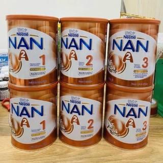 Sữa Nan A2 Số 1 dạng bột (800gr) (0-6 tháng tuổi) thumbnail