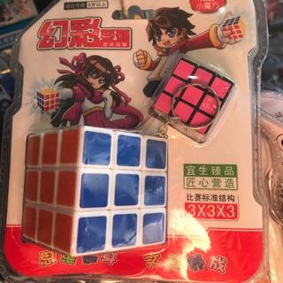 Đồ chơi trí tuệ – RuBic Đôi 3×3