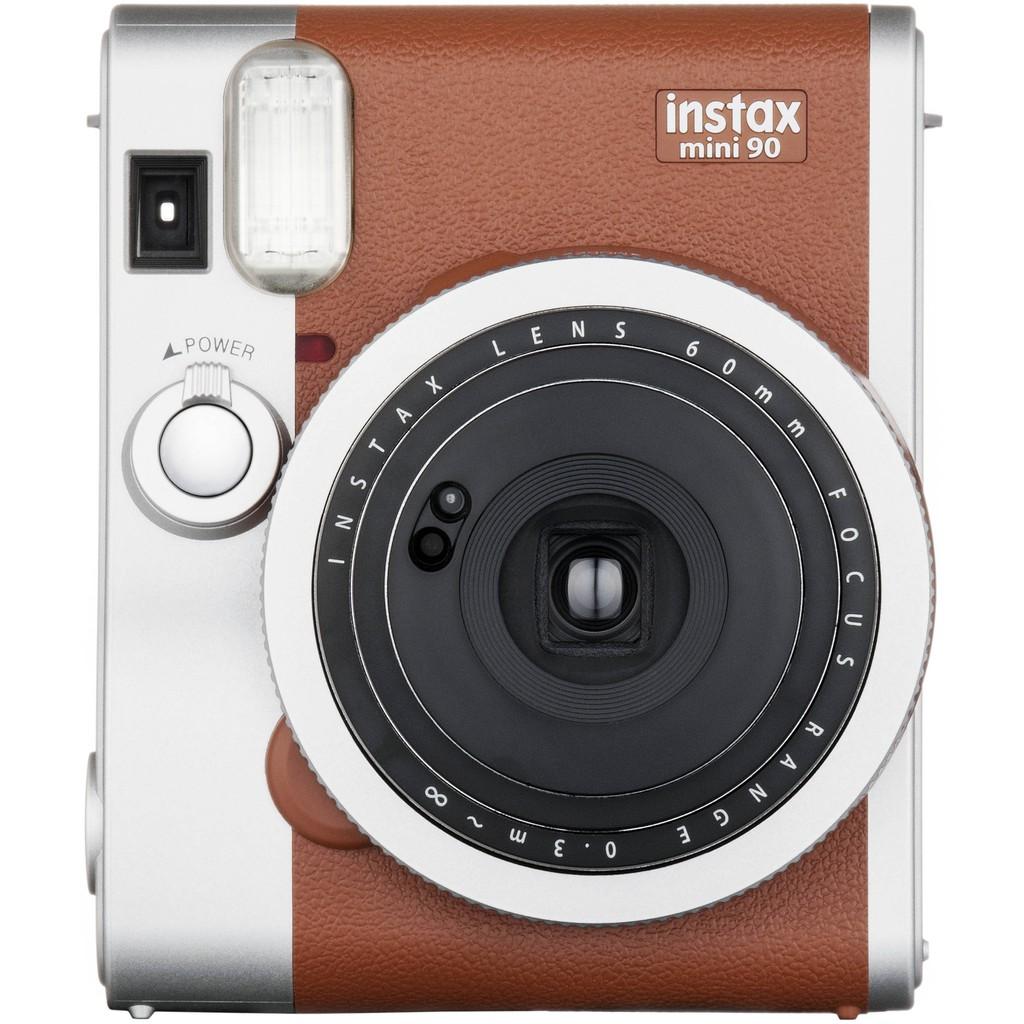 Máy ảnh lấy liền Fujifilm Instax Mini 90 + tặng kèm pack 1 film/10 kiểu - 10079665 , 455294543 , 322_455294543 , 3650000 , May-anh-lay-lien-Fujifilm-Instax-Mini-90-tang-kem-pack-1-film-10-kieu-322_455294543 , shopee.vn , Máy ảnh lấy liền Fujifilm Instax Mini 90 + tặng kèm pack 1 film/10 kiểu