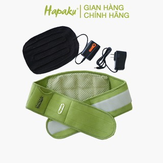 Túi chườm thảo dược lưng dùng pin tích điện Hapaku