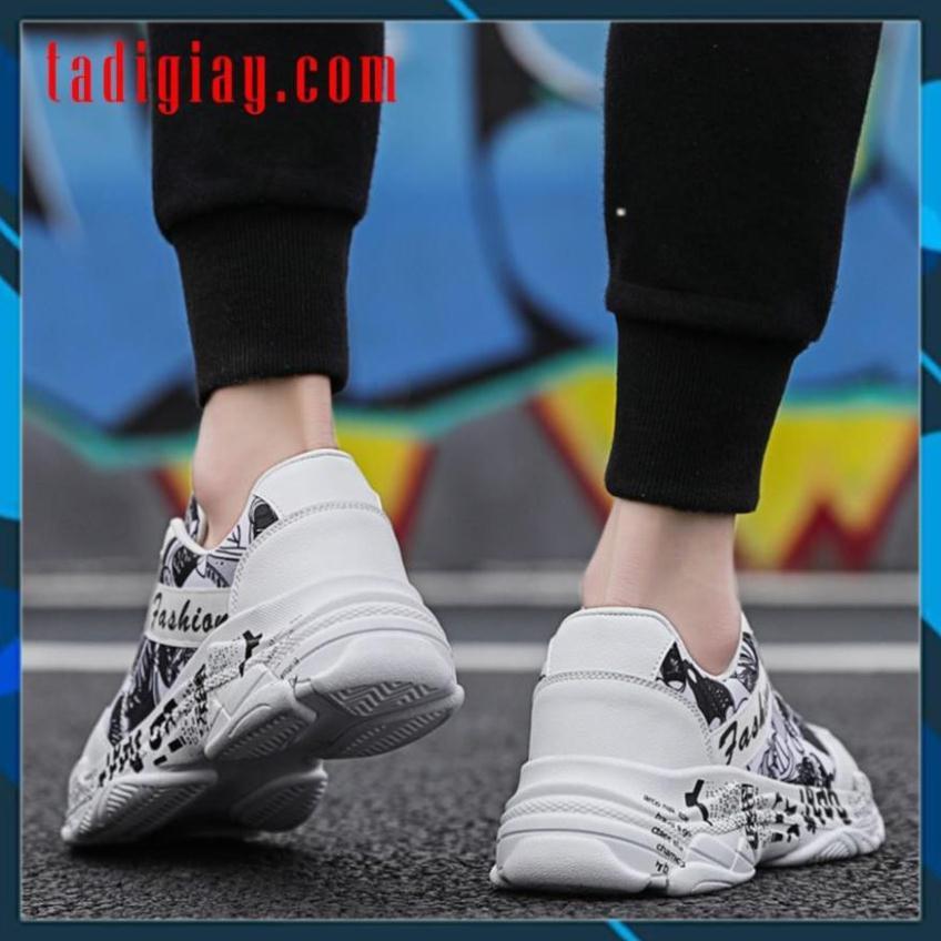"""Xả Mới - Giày Thể Thao Nam Fashion Phong Cách Giầy Sneaker Nam Cá Tính Thời Trang Cao Cấp - TADIGIAY.COM AL6 """" ' ' $ """""""