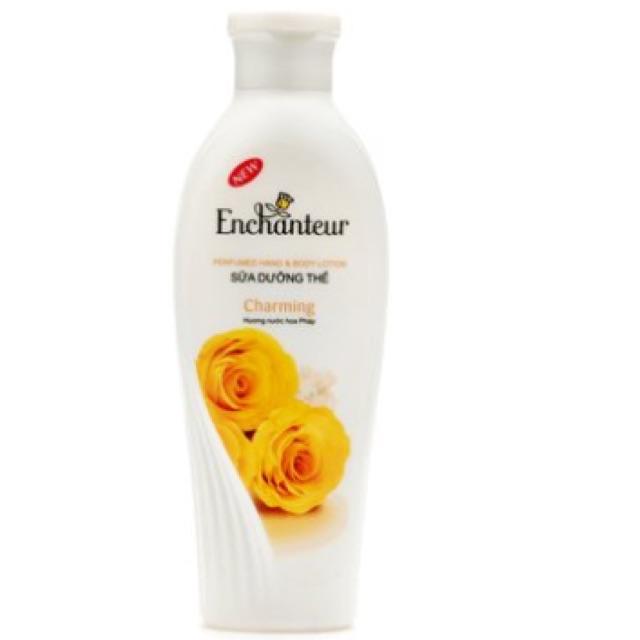 Sữa dưỡng thể Enchanteur Charming 200g - 2486746 , 964688488 , 322_964688488 , 95000 , Sua-duong-the-Enchanteur-Charming-200g-322_964688488 , shopee.vn , Sữa dưỡng thể Enchanteur Charming 200g
