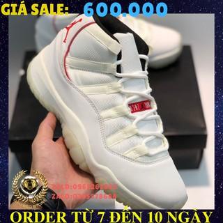 FULLBOX ORDER SALE 50% ẢNH THẬT NIKE Nike Air Jordan 11 AJ11 GIÀY NAM NỮ thumbnail