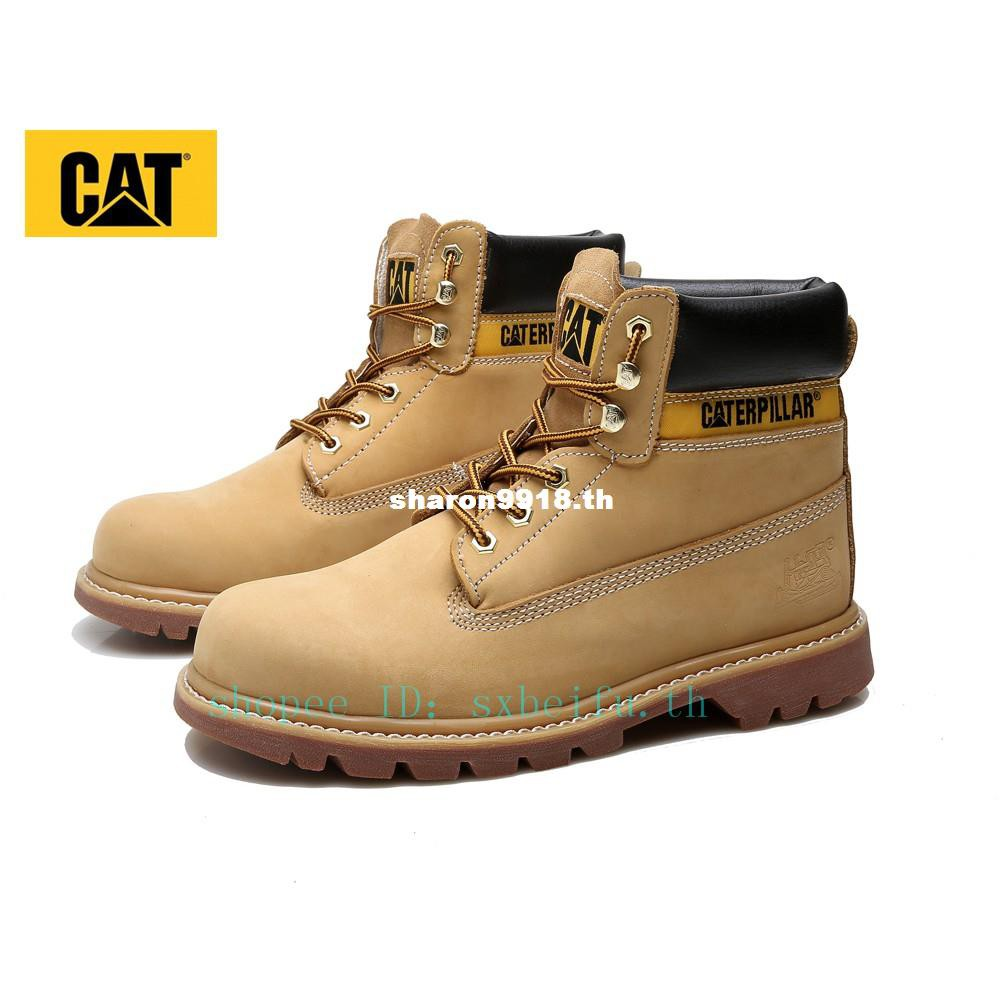 Cat รองเท้ากีฬารองเท้ากันน้ำสไตล์คลาสสิก