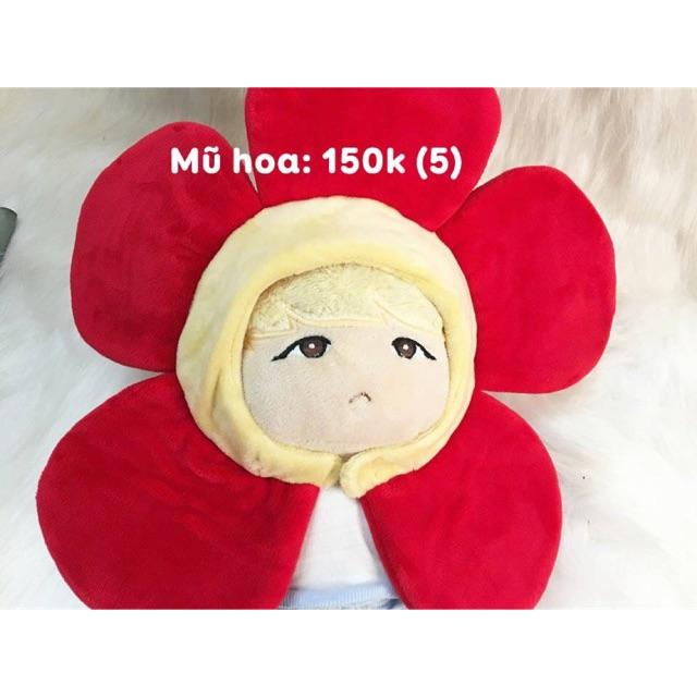 Mũ/ Nón cho doll 20cm