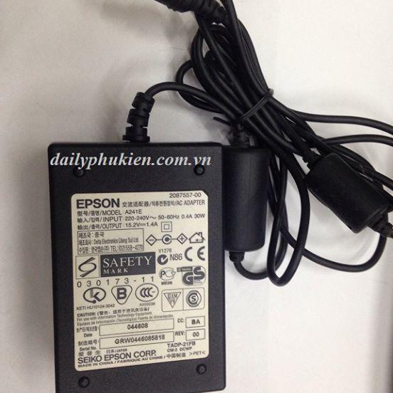 Adapter nguồn máy Scan Epson 15.2V 1.4A