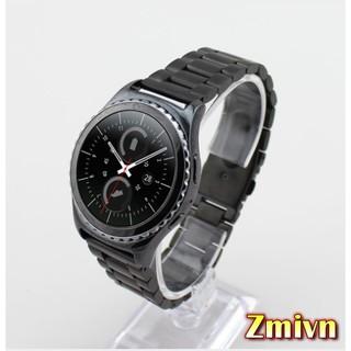 Dây kim loại Samsung Gear S2 , Galaxy Watch 42mm, Amazfit Bip......