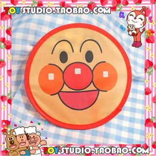 Đồ chơi hoạt hình bánh mì Nhật Bản Quạt siêu nhân gấp tròn Q