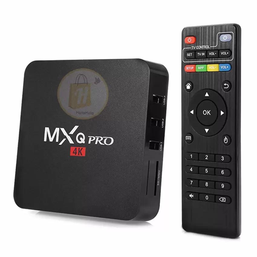 Android TV Box MXQ Pro 4K tặng kèm Remote