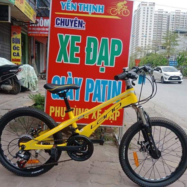 Xe đạp trẻ em LanQ VA210 cho bé từ 7-10 tuổi
