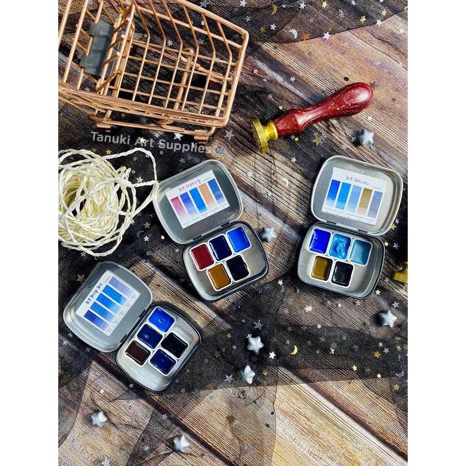 Set pocket màu nước Schmincke 15 mã mới 2020 | Shopee Việt Nam