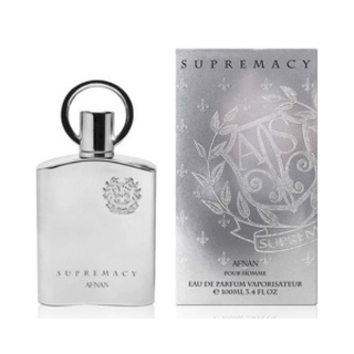 Nước Hoa Nam Afnan Supremacy Silver EDP - Scent of Perfumes thumbnail