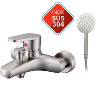 Vòi sen tắm nóng lạnh – củ sen nóng lạnh inox 304