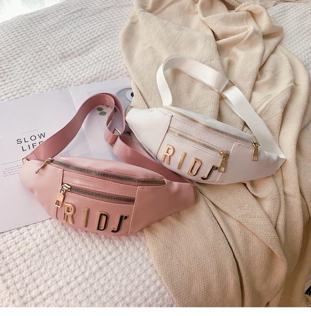 Túi xách bao tử tử đeo chéo Hàn Quốc nữ đẹp RID BT04