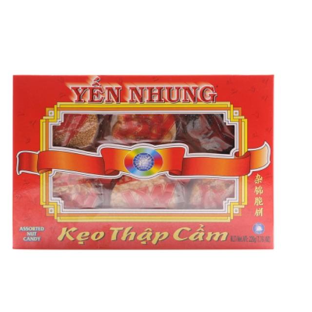 Kẹo thập cẩm Yến Nhung 220g