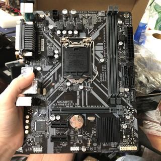 [Mã ELMS4 giảm 7% đơn 500K] Main máy tính H310 MSI Gigabyte cũ Socket 1151 chạy cpu đời 8 và đời 9 còn BH chính hãng thumbnail