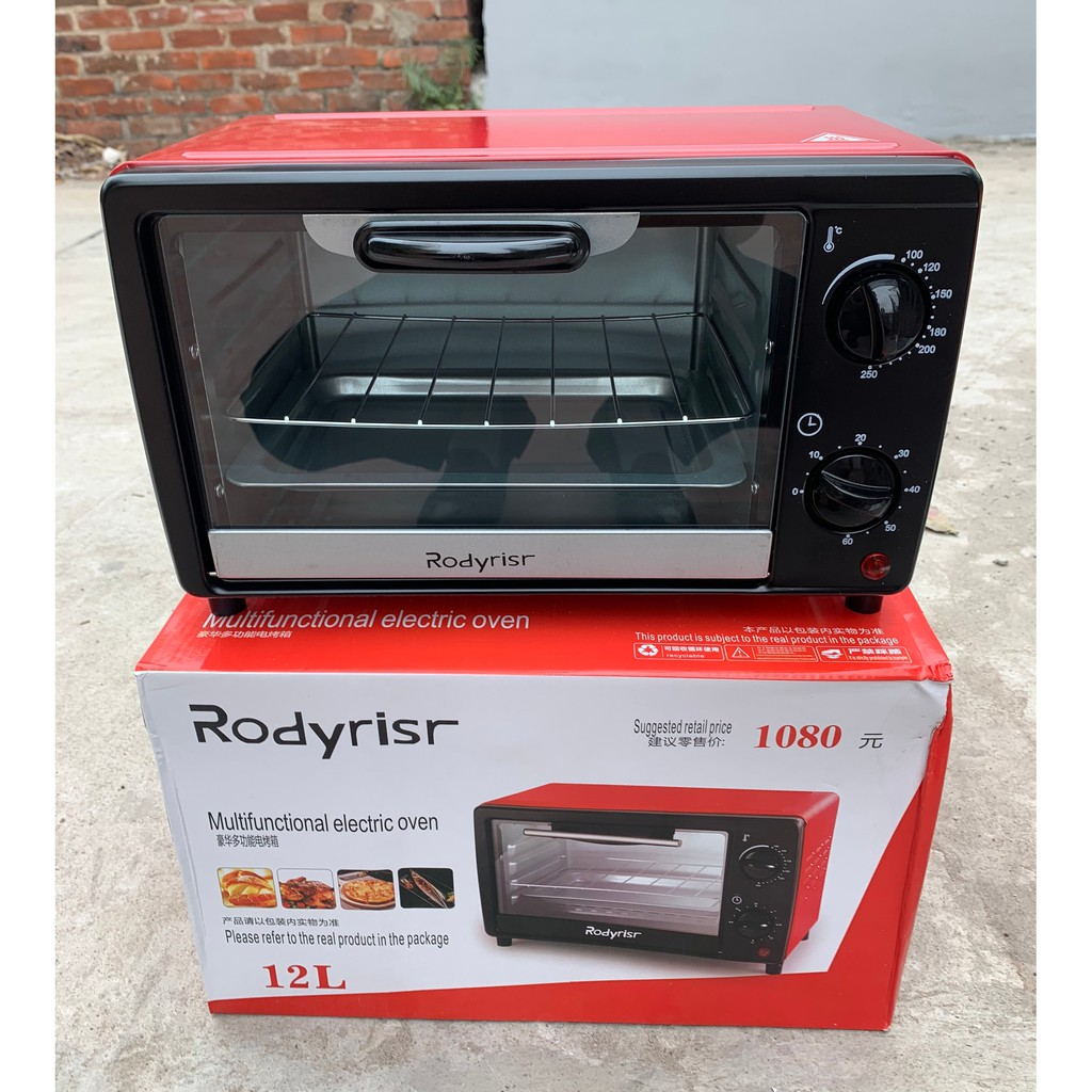 Lò nướng điện Rodyrisr 1080 12L