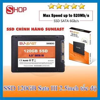 Ổ Cứng SSD 120GB Sunneast - Chính hãng Bảo hành 36 tháng!!!