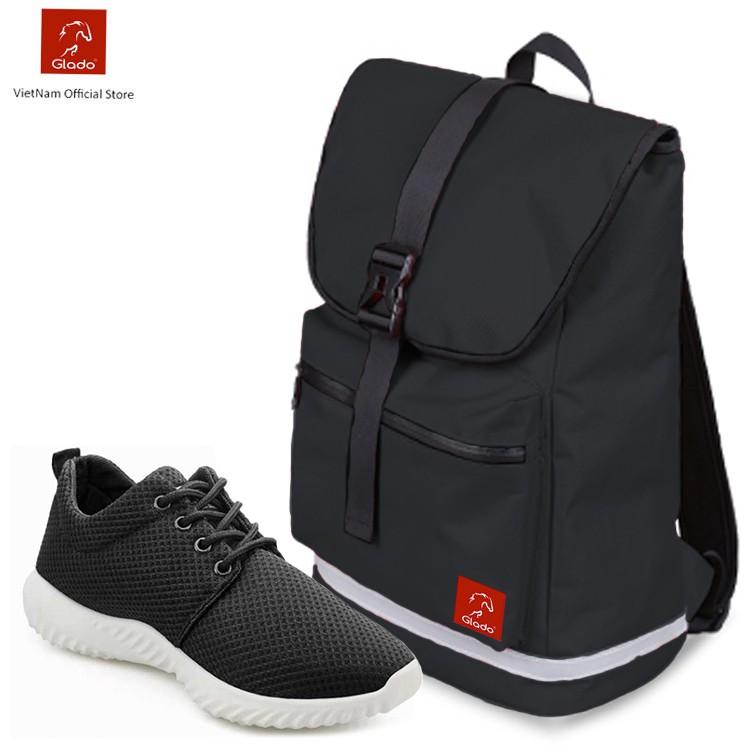 Combo Balo Classical Glado BLL005 (Đen) + Giày Sneaker Thời Trang Zapas (Màu Đen - Xanh) - GS062 - 2991198 , 402013084 , 322_402013084 , 500000 , Combo-Balo-Classical-Glado-BLL005-Den-Giay-Sneaker-Thoi-Trang-Zapas-Mau-Den-Xanh-GS062-322_402013084 , shopee.vn , Combo Balo Classical Glado BLL005 (Đen) + Giày Sneaker Thời Trang Zapas (Màu Đen - Xanh)