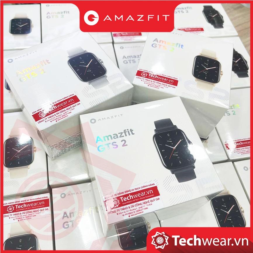 Đồng hồ thông minh Xiaomi Huami Amazfit GTS 2 - Hàng chính hãng bảo hành 12 tháng