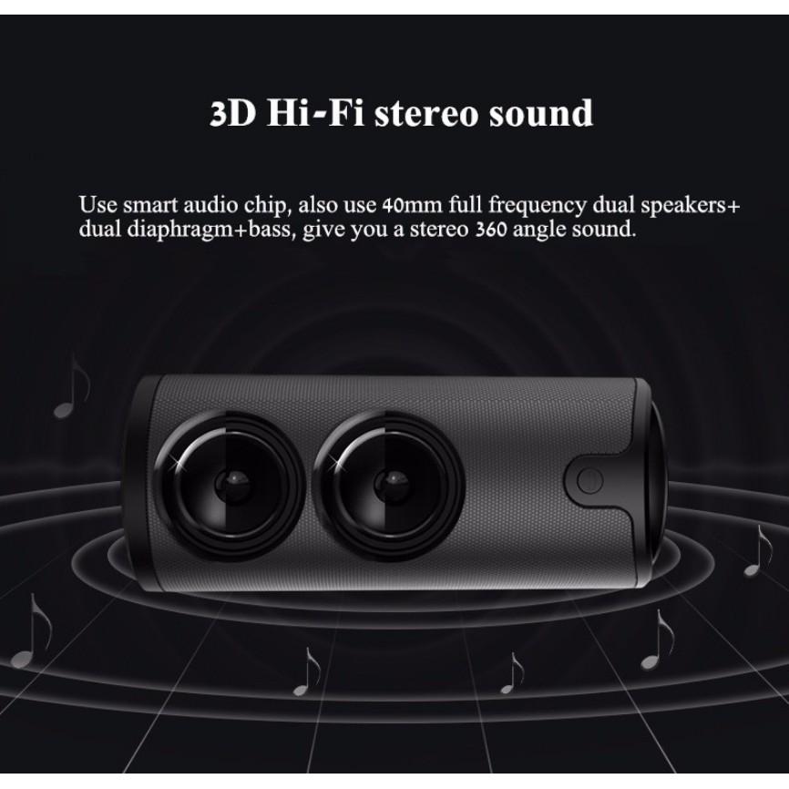 Loa Bluetooth Zealot S8 - Loa thể thao cực hay (Chống nước & bụi)