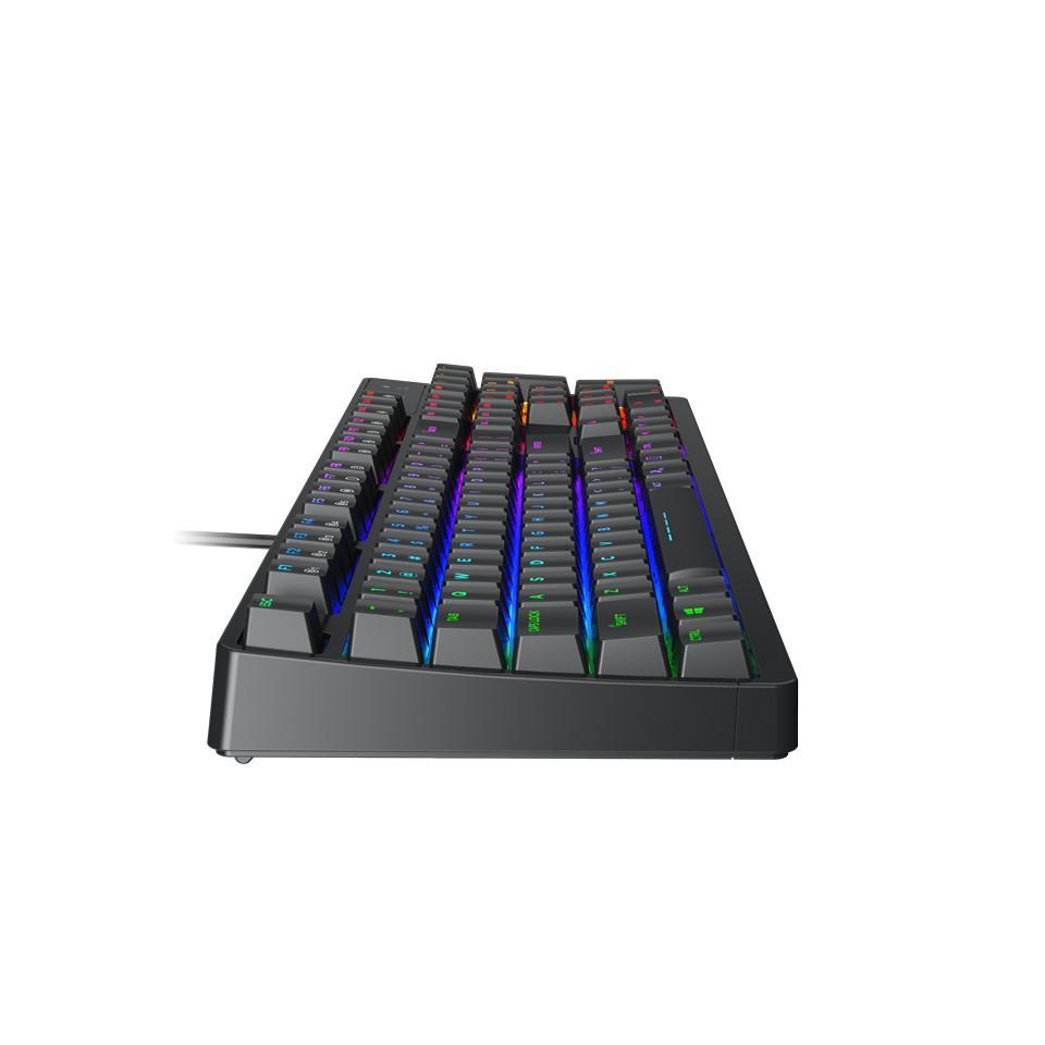 [ Shoppe Hot ]  Phím cơ DareU DK1280 RGB Blue/Brown/Red Switch - BH 2 năm chính hãng
