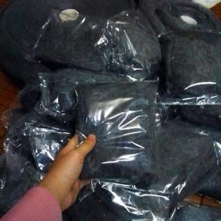 (MS63) Steel wool Bùi nhùi thép gói to ( y ảnh)