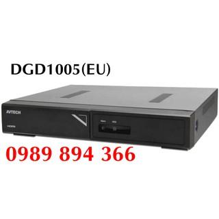 Đầu ghi hình 4 kênh HD-TVI 5 Megapixel DGD1005(EU) thumbnail