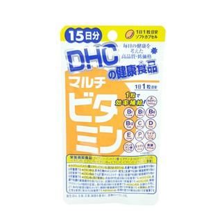Viên uống vitamin tổng hợp DHC Nhật Bản 15 ngày