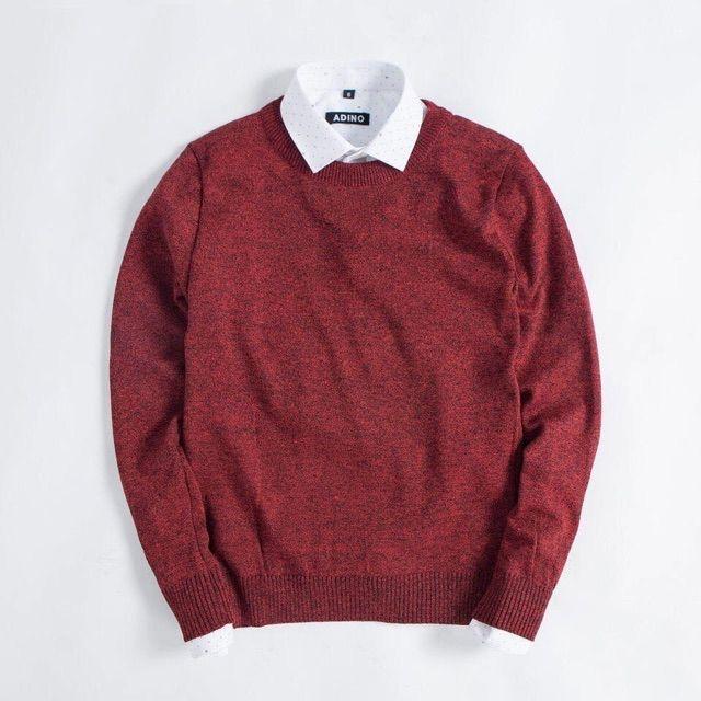 Áo len nam tiêu đủ màu