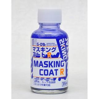 Dung dịch hỗ trợ GAIANOTES – Dung dịch che sơn mô hình Masking Coat R 35ml