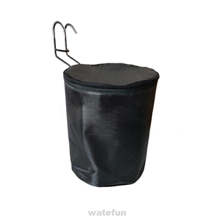 Storage Basket Foldable Waterproof With Hook Spacer Zipper Closure Electric Scooter For Xiaomi