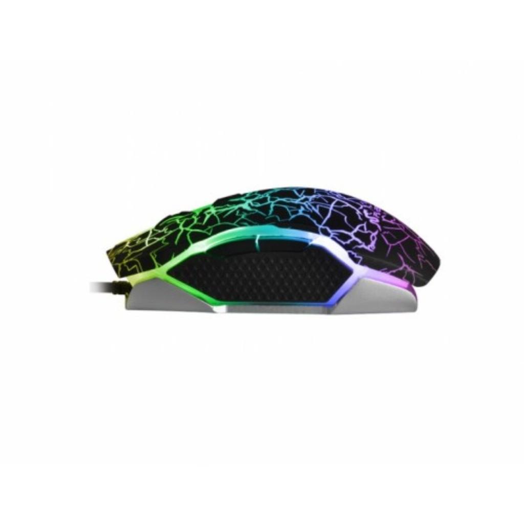 Chuột game cao cấp FL Esports G50 DPI 3200 Led RGB 7 màu