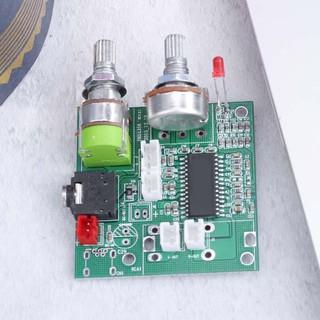 Bảng mạch khuếch đại âm thanh stereo kỹ thuật số loại D 2.1 CH 3D và phụ kiện